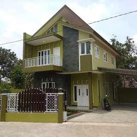 Dijual rumah cantik 2 Lantai dekat kampus UII