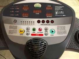 Fitness world treadmill