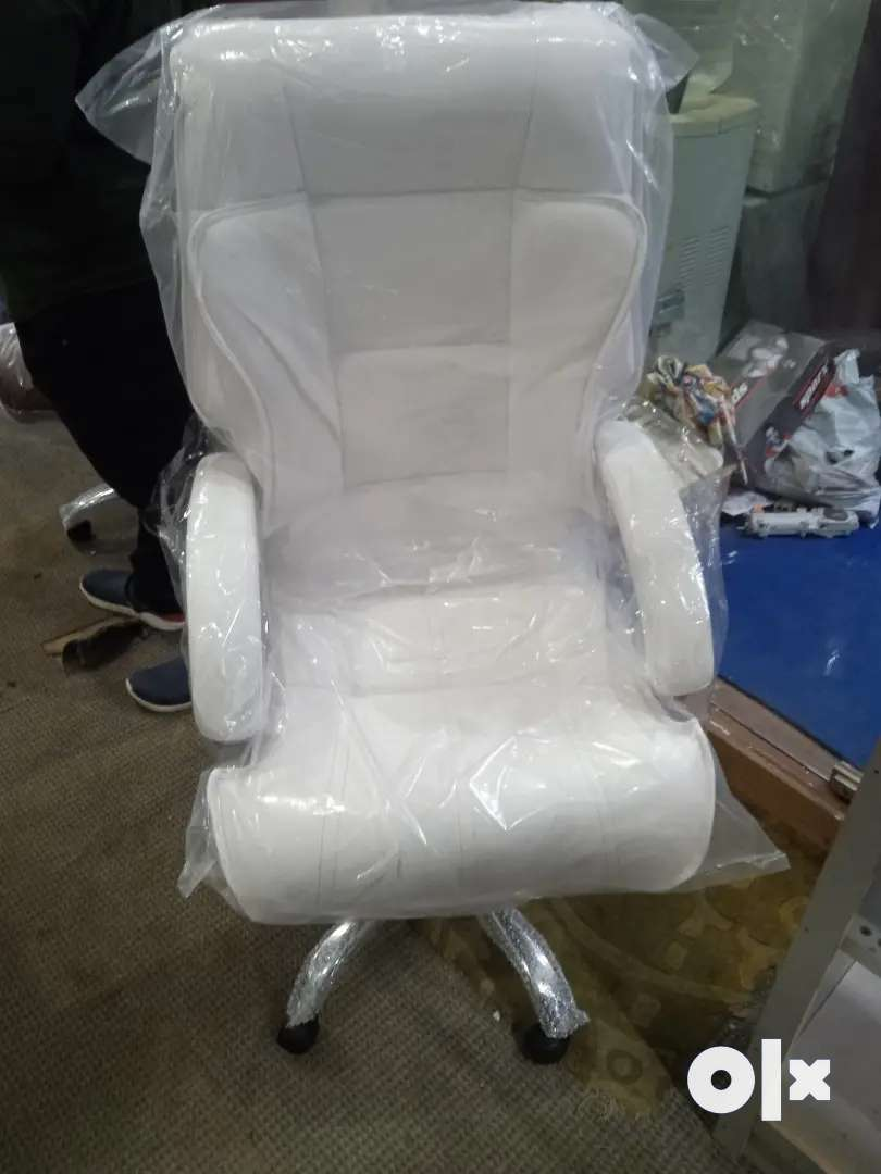 Brand new leather office chairs 0