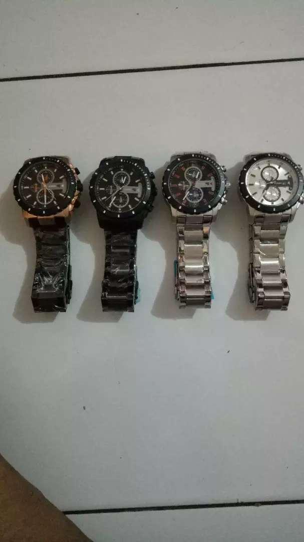 Jam tangan fashion 0
