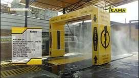 Mesin Cuci Mobil Robotic Bukan Hidrolik