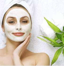 All types of Facial, pedicure, manicure, at ur home..