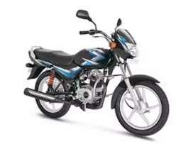 New bajaj CT 100 for sale