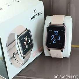 Smartwatch Digitec Series Pulse Jam tangan kesehatan