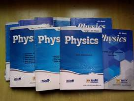 Allen Physics All Modules (for competitive exams)