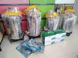 Setrika Uap Gas Laundry Gratis Kirim dan Pasang Bayar di Tempat