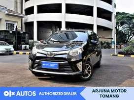 [OLX Autos] Toyota Calya 2017 1.2 G A/T Bensin Hitam #Arjuna Tomang