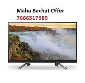 """Great big discount 32"""" smart full HD LED TV with Replacement Guarantee"""