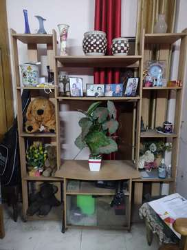 Style Spa home decor rack