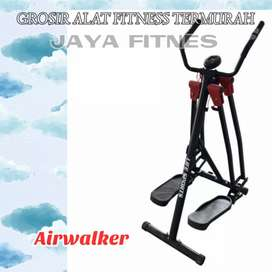 Alat fitness airwalker bisa cod