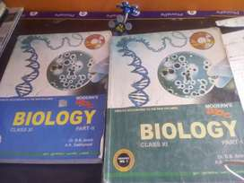 Modern abc biology part 1 and 2 class 11 and 12