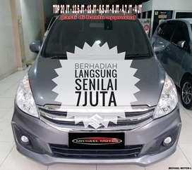 Suzuki Ertiga Dp 4JT GL AT 2018 NO NIK 2017 MURAH