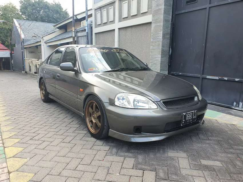 Honda ferio thn 2000 manual 0