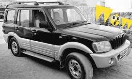 Mahindra Scorpio Diesel.