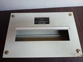 12 way mcb box