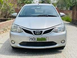 Toyota Etios Liva 2015 Diesel 130000 Km Driven