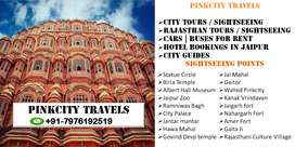 Jaipur cars and Bus rental for sightseeing and tours