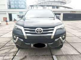 Toyota Fortuner VRZ At Diesel Th 2016 Istimewa Full Orisinil Terawat