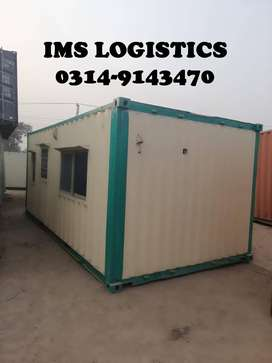 Prefabricated Structure with Workstations, prefab homes office contain