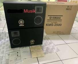 Speaker Karaoke Pasif YAMAHA KMS-2500 Isi 2 BIJI 350w ORIGINAL TERBAIK