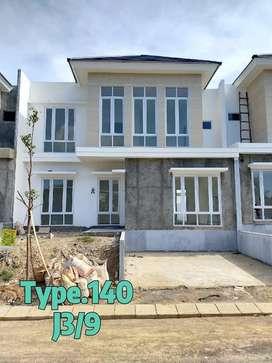 Rumah ready dan Progress Lihaga Tamansari diskon ratusan juta
