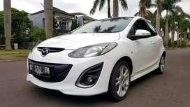 Mazda 2 1.5L HB Tipe R Tahun 2011, AT, Plat D, Siap pakai