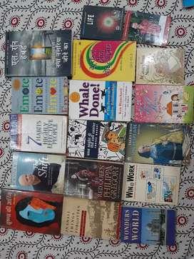 I m selling my books
