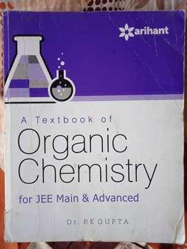 Organic chemistry iitJee