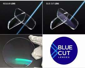All types of lenses such as bluecut, sunglasses,and reading Googles .