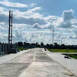 RL PLOT NEAR MIHAN 80% BANK FINANCE WARDH ROAD,NAGPUR