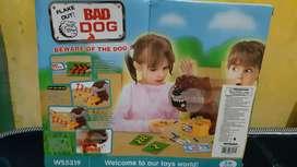 Dijual Bad dog dan macam-macam mainan anak