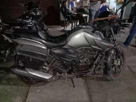 One hand best condition 160 cc bike