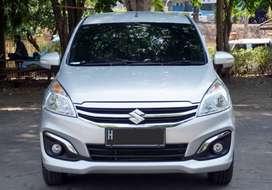 Ertiga GX 2017 Automatic, Nol Spet, KM Rendah, Rawat Suzuki, No Ragat