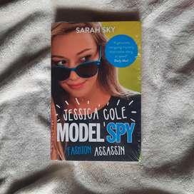 Novel bahasa inggris jessica cole model spy