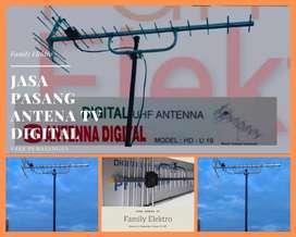 Workshop Pusat Pasang Baru Antena Tv Agar Jernih Agar Lebih Jernih