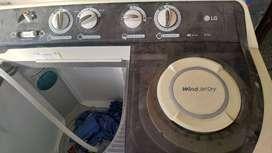 165Ltr Fridge & 8KG Washing Machine