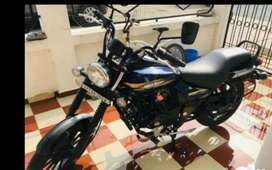 Single owner bike with great condition very less km driven