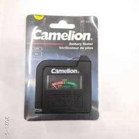 TESTER BATTERY CAMELION BT-0507 FOR 9V-1,5V MEGATRONIC MEDAN