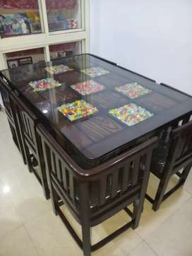 Brand new dining set  direct from manufacturer