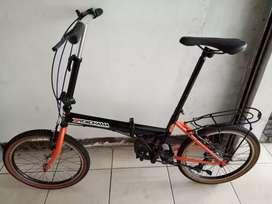 """Sepeda lipat - KTM Custom """"20"""