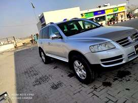 Volkswagen Touareg Jeep German Made Full Option