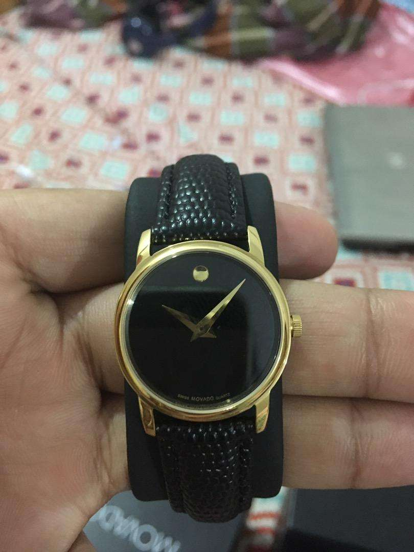 MOVADO watch for female Master Copy 0