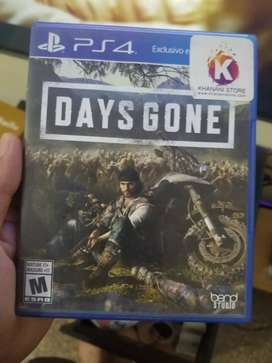 Ps4 ps5 days gone
