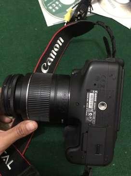 kamera canon 600d mulus