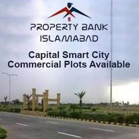 7 Marla Residential Plot For Sale in  Capital Smart City  Islamabad  