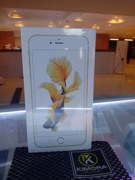 New. iPhone 6s plus 16gb, ready kak