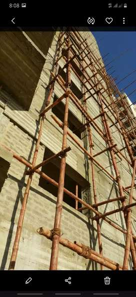 Petty contractor structur,finishing,Shuttring, steel binding,