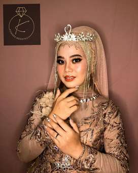 Menerima Makeup wedding/Pager Ayu/Wisuda/Dll