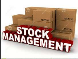 Stock keeping  / Inventory Management Consultant