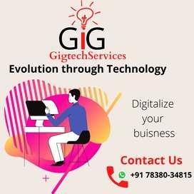 Web Development, Web Hosting,Software Development, Digital Marketing